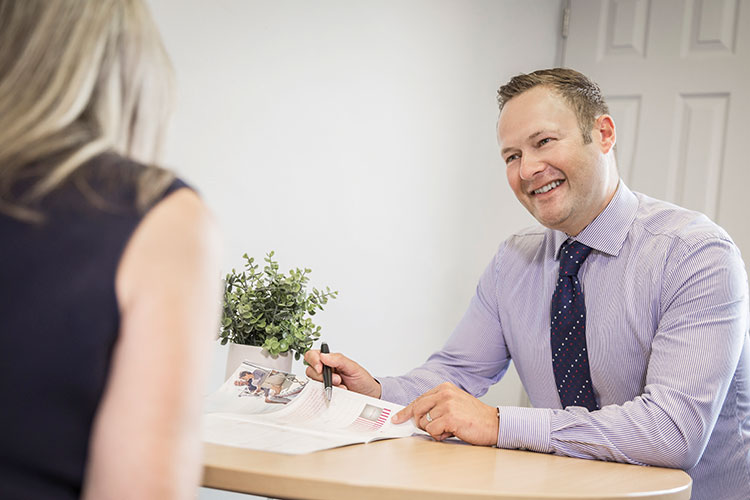 Terry Ward - Investment and Pensions Specialist
